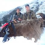 Jason Peterson hunted with Fraser Safaris
