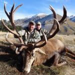 hunted with New Zealand Custom Outfitters