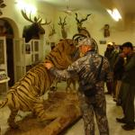 Getting a tour through one of pakistan's biggest trophy collections